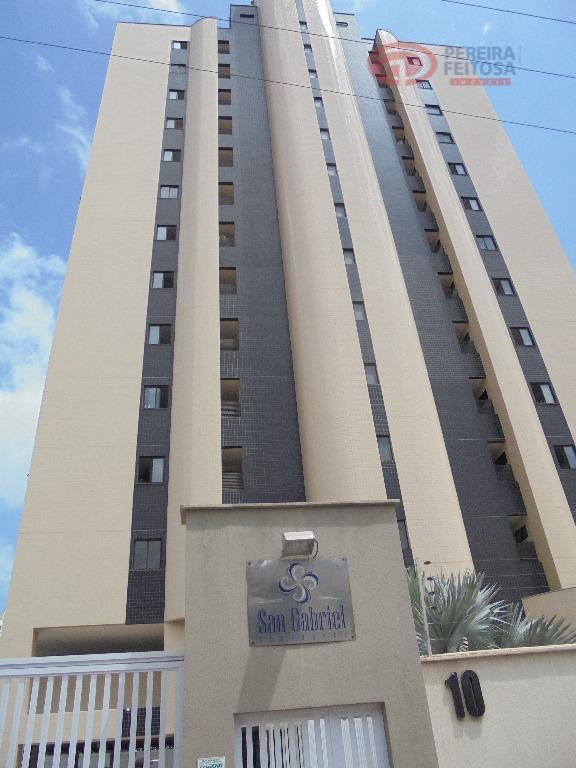 Apartamento Residencial para locação, Ponta da areia, São Luís - AP0006.