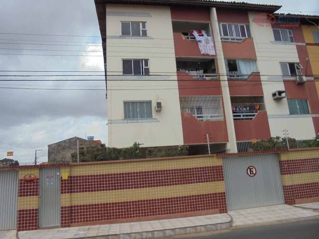 Apartamento Residencial para locação, Planalto Anil, São Luís - AP1045.