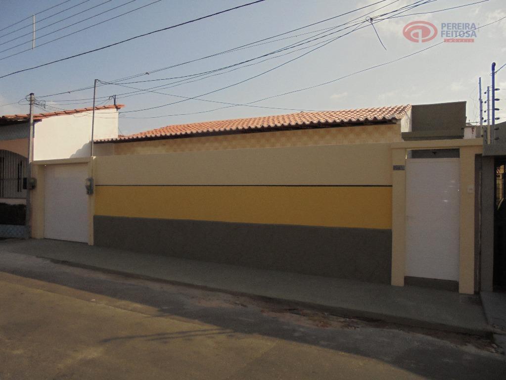 Casa residencial para locação, Cohama, São Luís - CA0988.