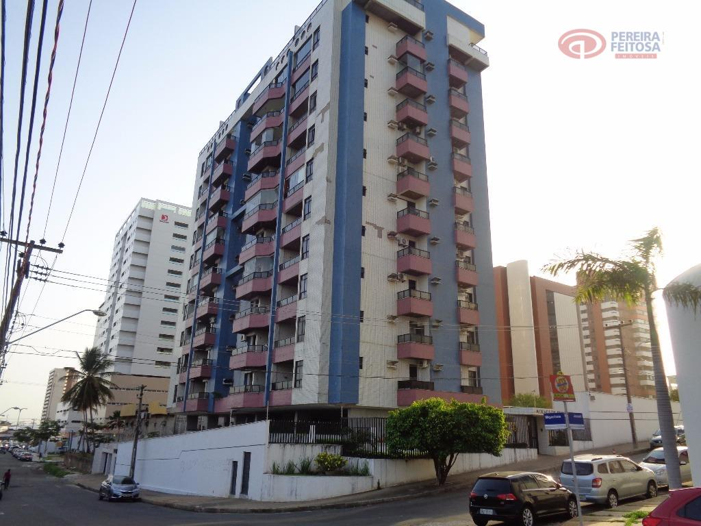 Apartamento residencial à venda, Jardim Renascença, São Luís - AP1296.