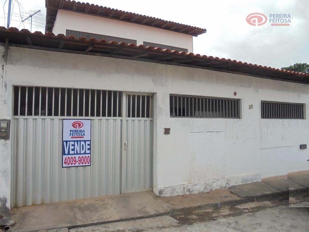 Casa residencial à venda, Vinhais, São Luís - CA0983.