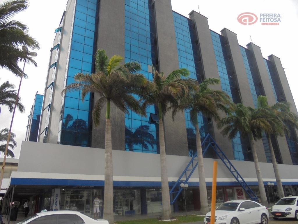 Sala comercial para locação, Jardim Renascença, São Luís - SA0035.