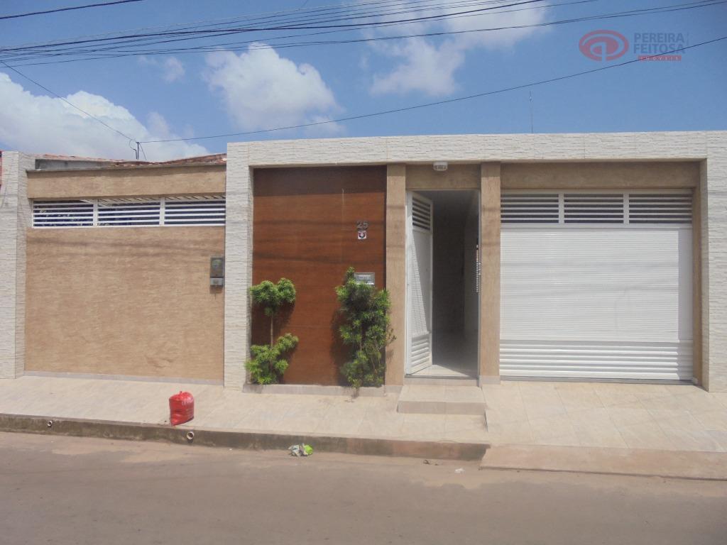 Casa residencial para venda e locação, Cidade Operária, São Luís - CA0700.