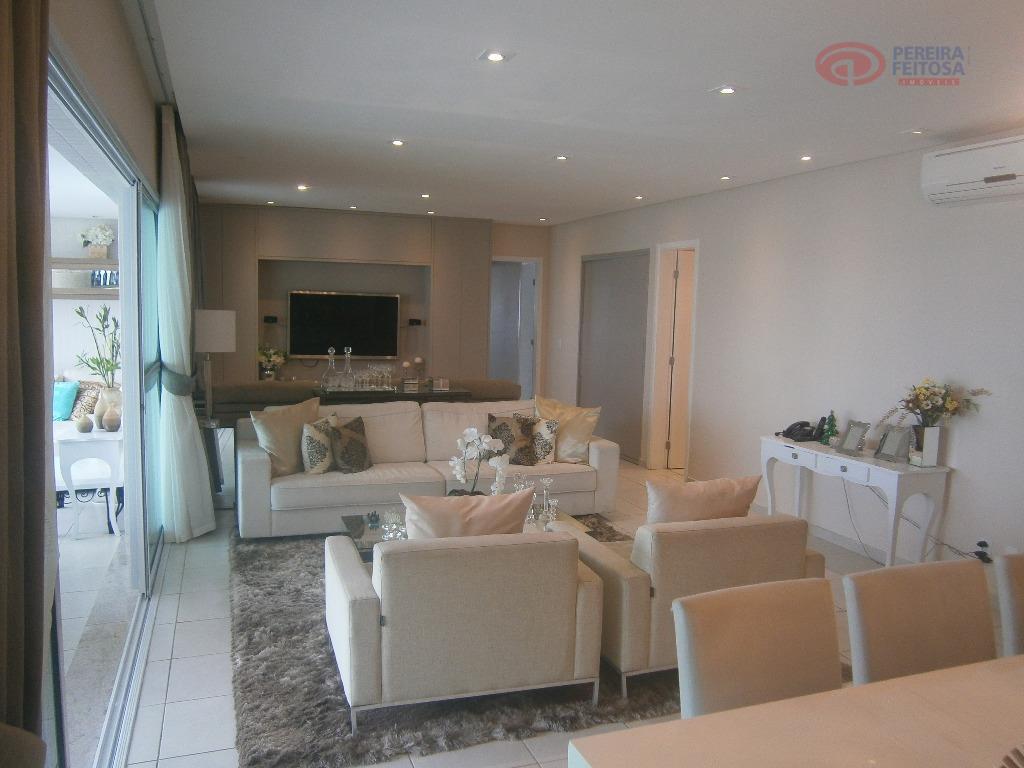 Apartamento residencial à venda, Ponta da areia, São Luís - AP1342.