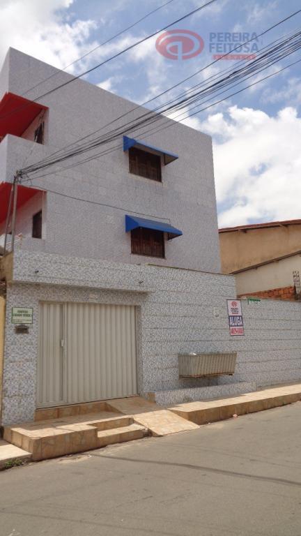 Apartamento residencial para locação, Bequimão, São Luís - AP1330.