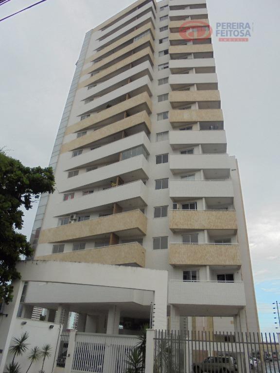 Apartamento residencial para locação, Jardim Renascença, São Luís - AP0888.