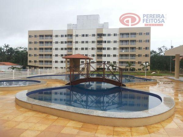 Apartamento com 1 dormitório à venda por R$ 200.000 - São José de Ribamar - São José de Ribamar/MA