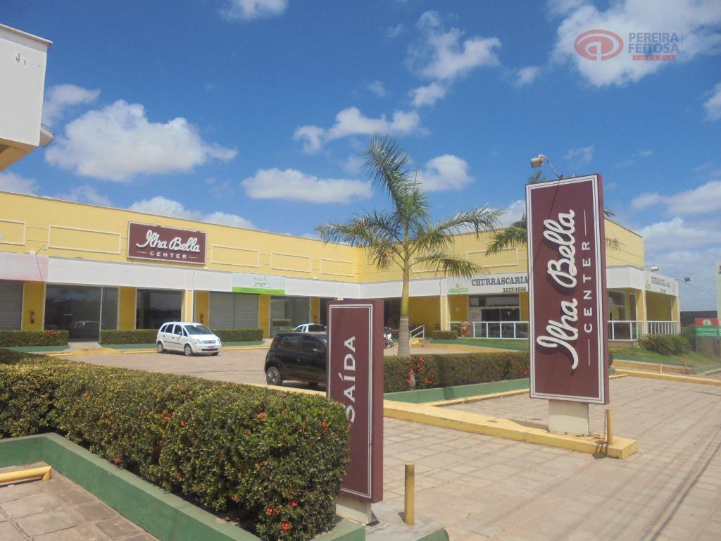 Loja comercial para locação,  Residencial Pinheiros, São Luís.