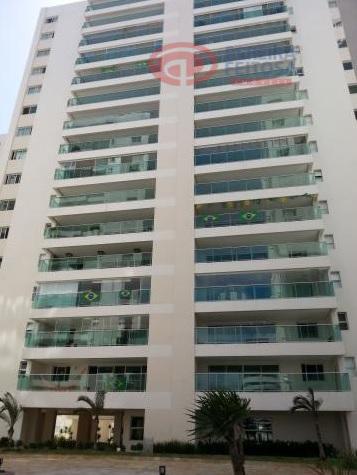 Apartamento com 2 dormitórios à venda por R$ 1.300.000 - Ponta D Areia - São Luís/MA