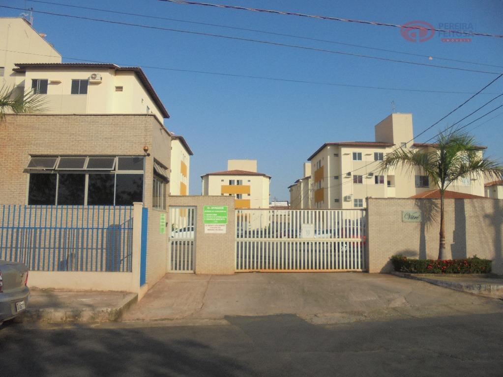 Apartamento residencial para locação, Recanto Vinhais, São Luís - AP1161.