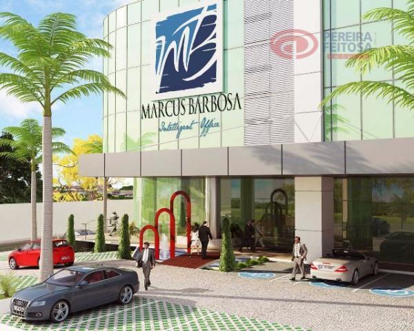 Sala comercial para locação, Calhau, São Luís - SA0120.