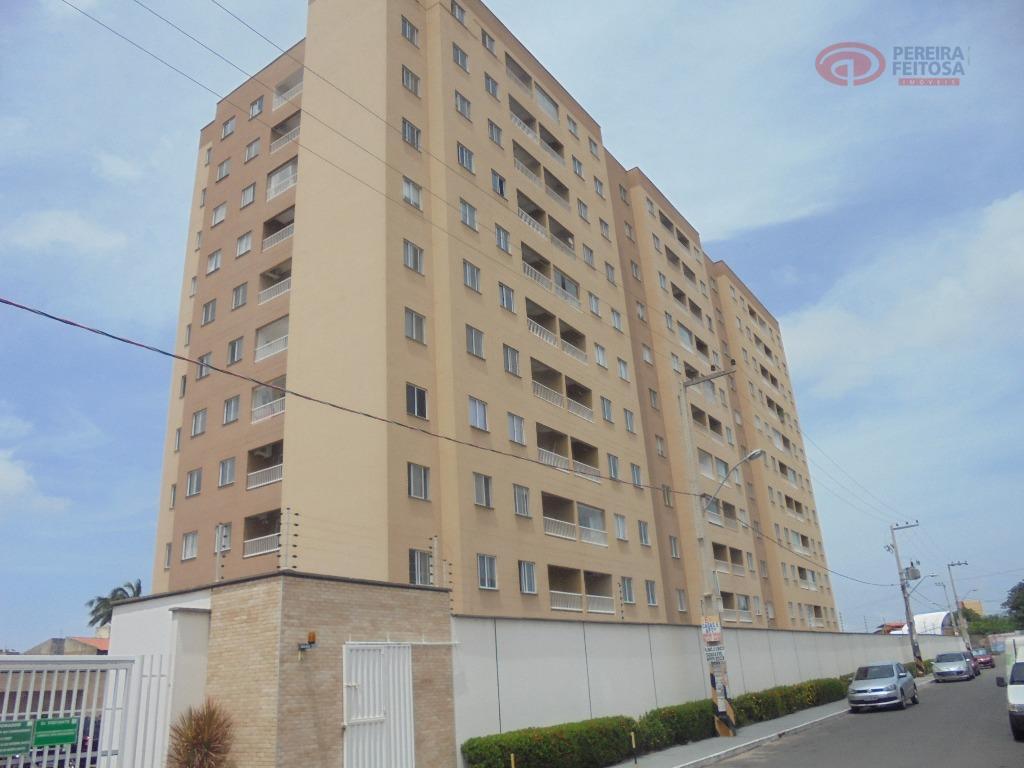 Apartamento residencial para locação, Turu, São Luís - AP0856.