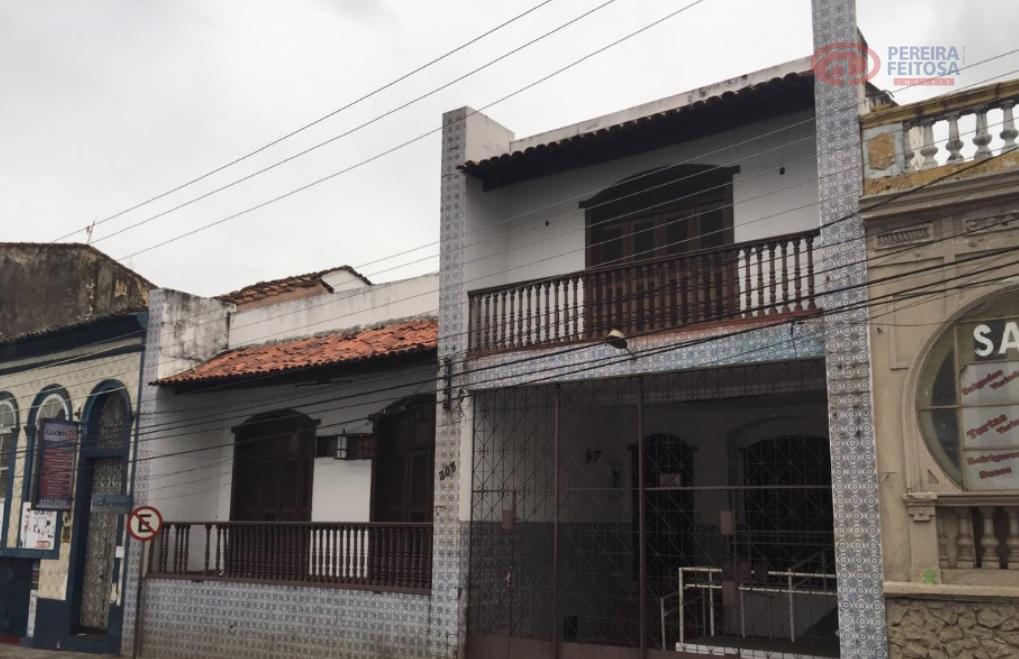 Casa residencial para venda e locação, Centro, São Luís.