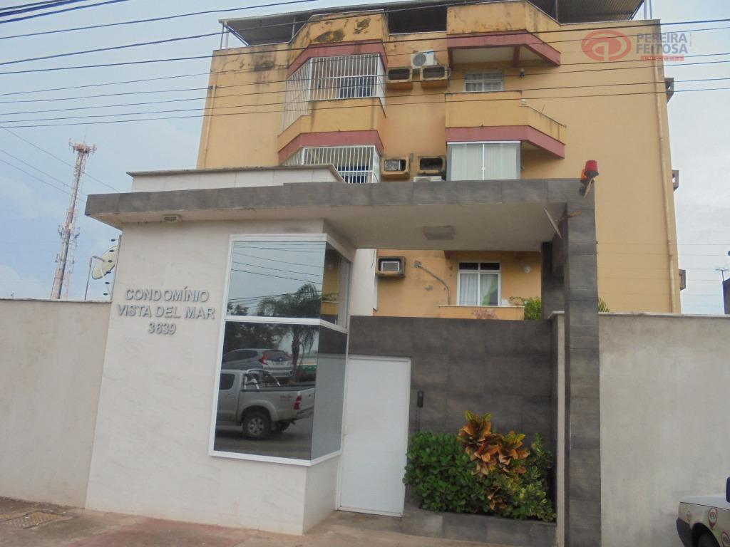 Apartamento residencial para locação, Turu, São Luís - AP0485.