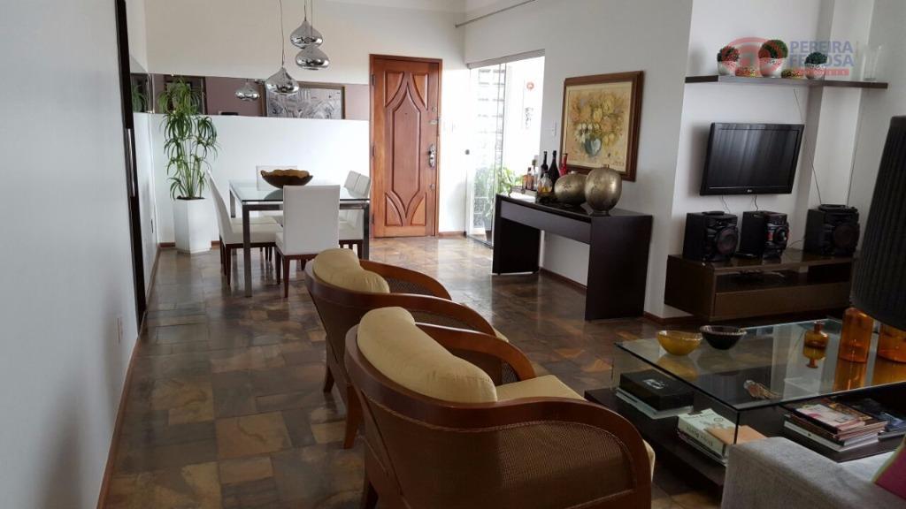 Apartamento residencial à venda, Jardim São Francisco, São Luís - AP1533.