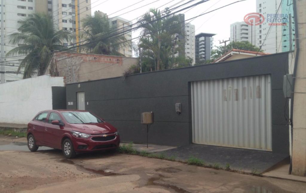 Casa residencial para venda e locação, Ponta do Farol, São Luís - CA1148.