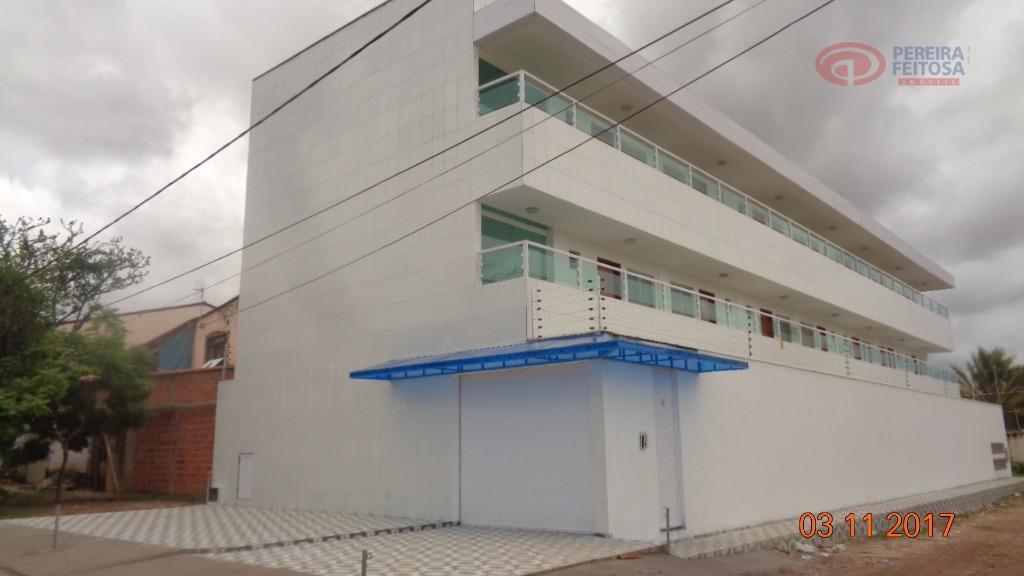 Apartamento residencial para locação, Cohatrac, São Luís - AP1553.