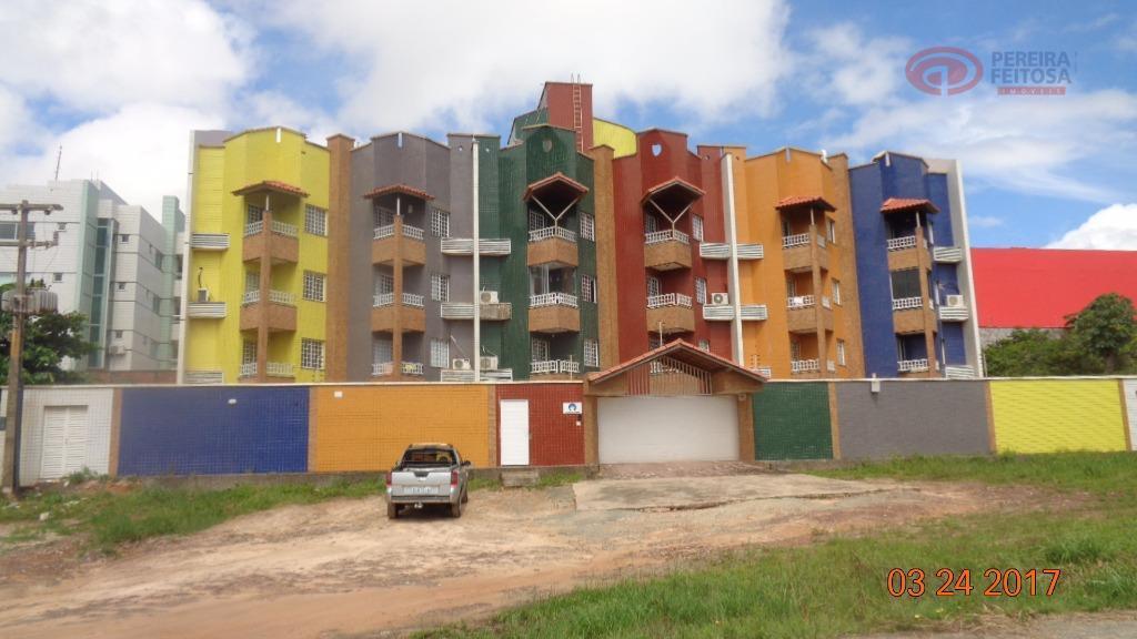 Apartamento residencial à venda, Quintas do Calhau, São Luís - AP1546.