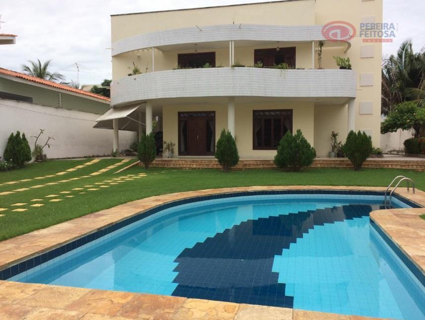 Casa residencial à venda, Quintas do Calhau, São Luís - CA1169.