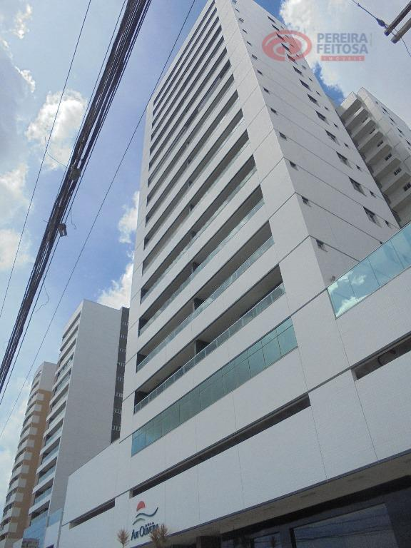 Apartamento residencial para venda e locação, Ponta D Areia, São Luís - AP1586.