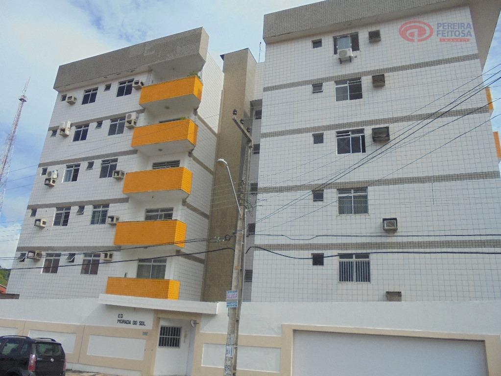 Apartamento residencial para locação, Jardim Renascença, São Luís - AP1589.
