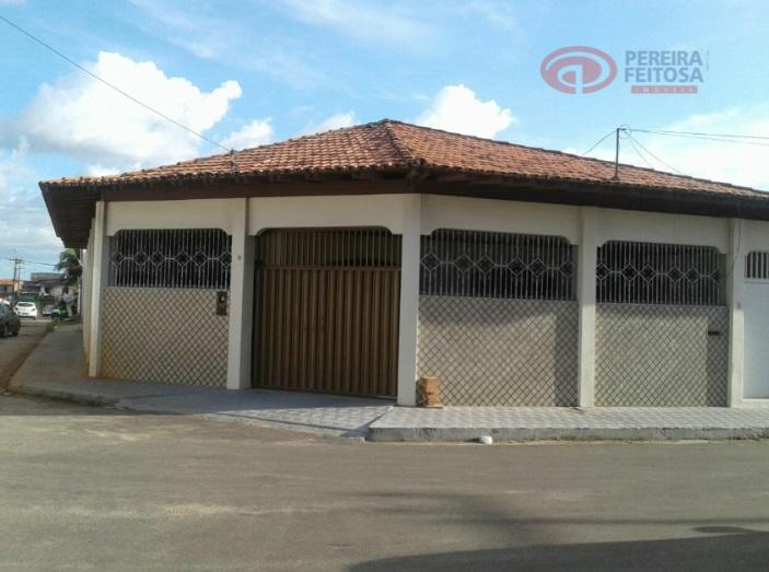 Casa residencial para venda e locação, Cohaserma, São Luís - CA0966.