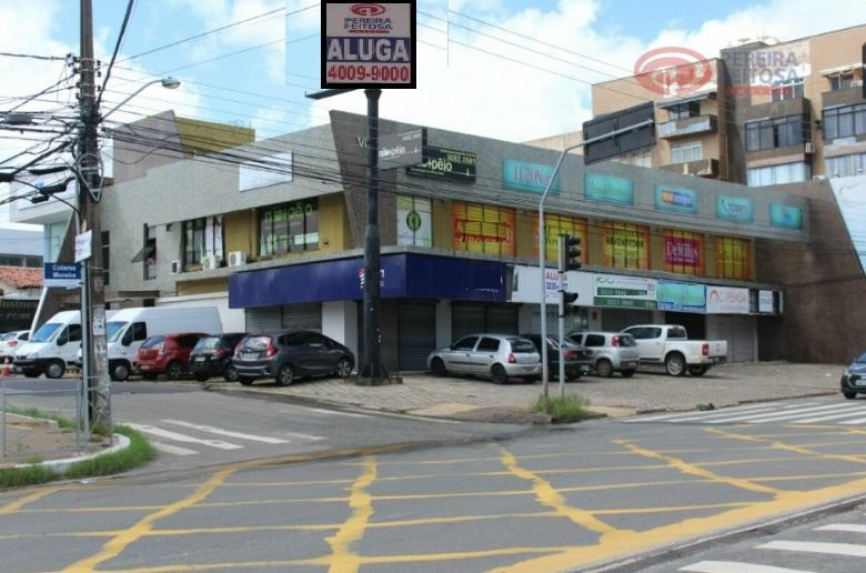 Loja comercial para locação, Jardim Renascença, São Luís.