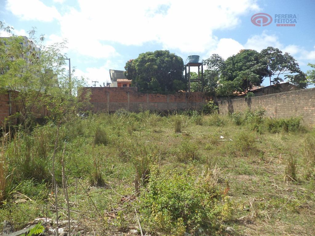 terreno todo murado atrás do barramar com 20 x 40, 800 m².