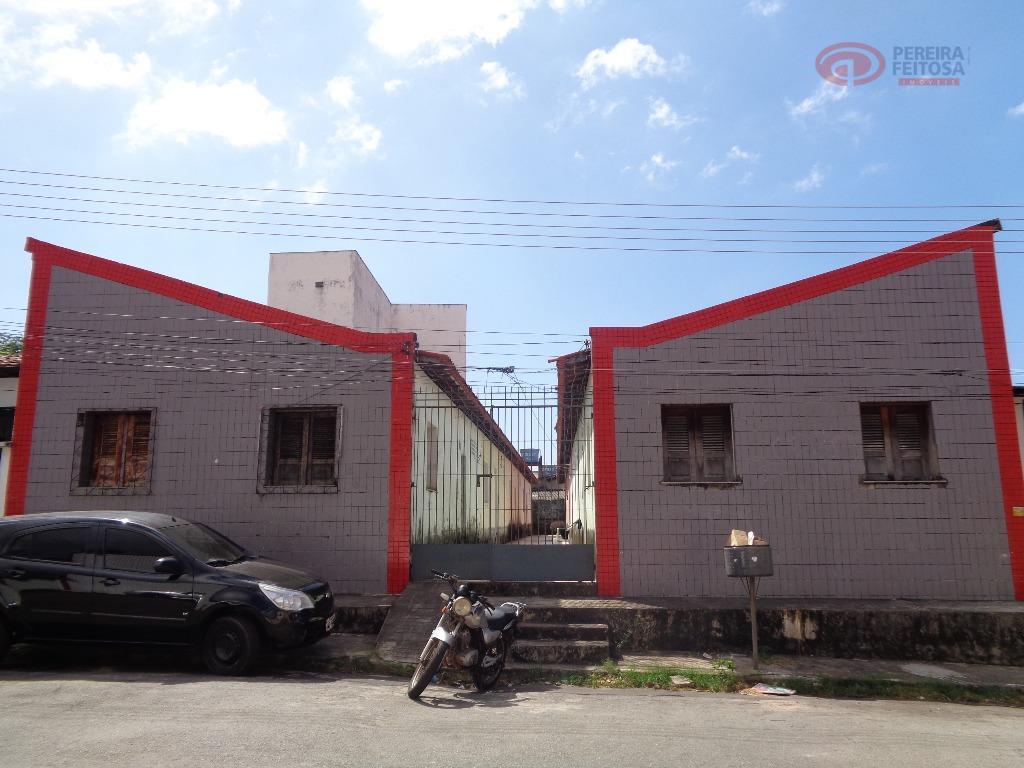 Casa residencial para locação, Monte Castelo, São Luís - CA1204.