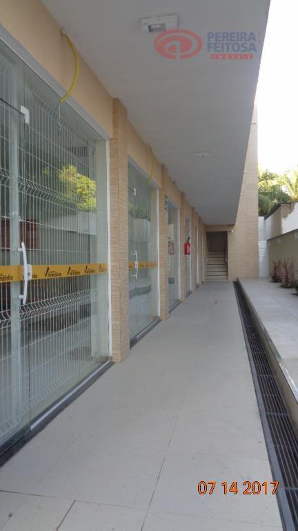 loja comercial em localização privilegiada com 25 m² com cabeamento hidráulico e elétrico prontas e banheiro...