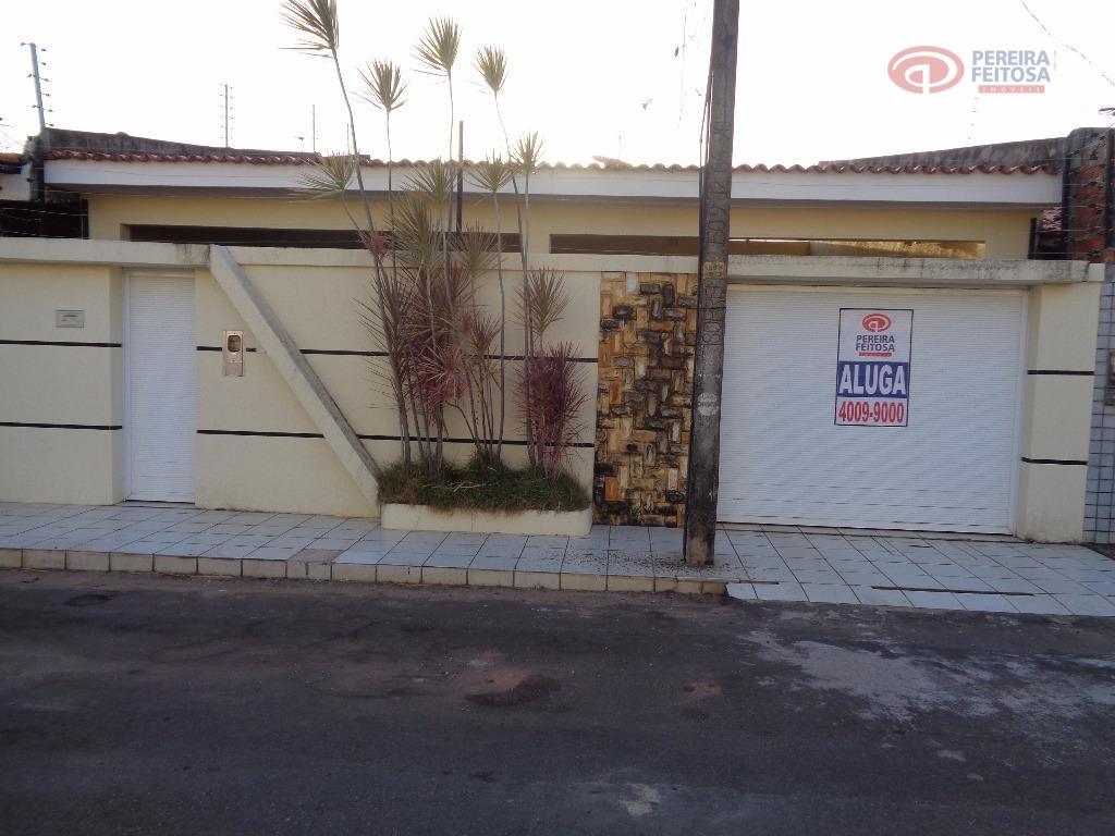 Casa residencial para locação, Planalto Vinhais II, São Luís - CA1213.