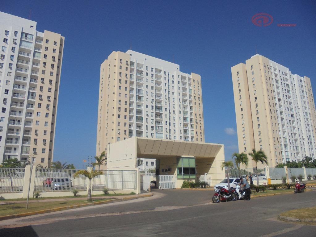 Apartamento residencial para venda e locação, Cohafuma, São Luís - AP1638.