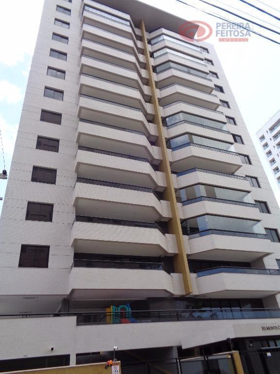Apartamento residencial para locação, Ponta D Areia, São Luís - AP1634.