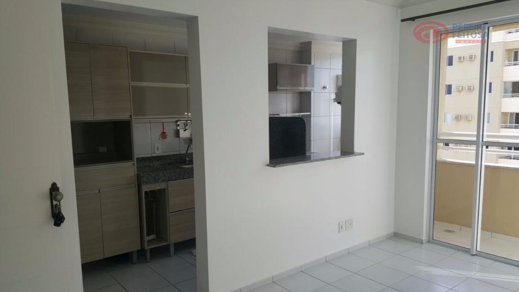 Apartamento residencial à venda, Olho D Água, São Luís - AP1674.