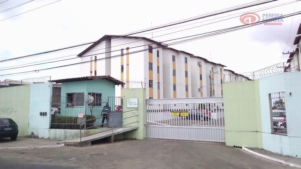 Apartamento residencial para venda e locação, Filipinho, São Luís - AP1676.