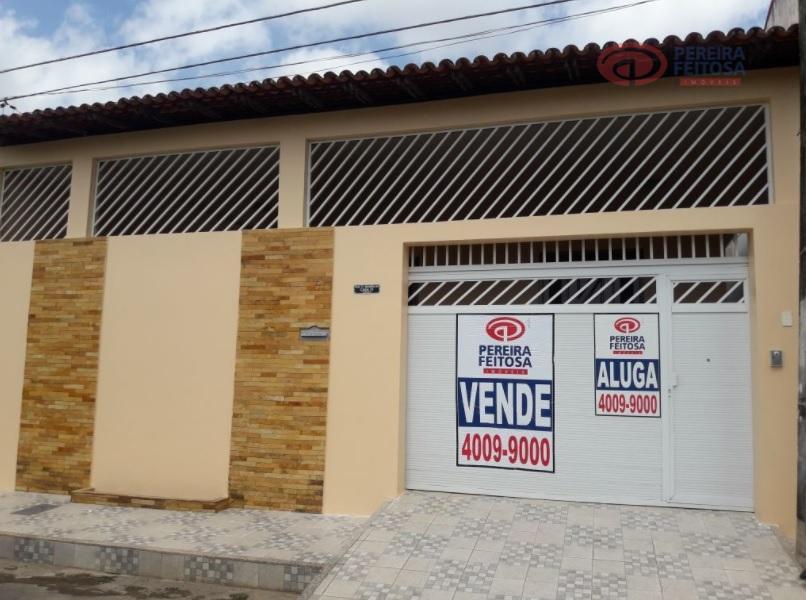 Casa residencial para venda e locação, Vinhais, São Luís - CA1236.