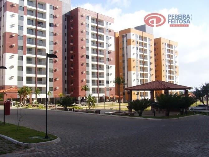 Apartamento residencial à venda, Calhau, São Luís - AP1673.
