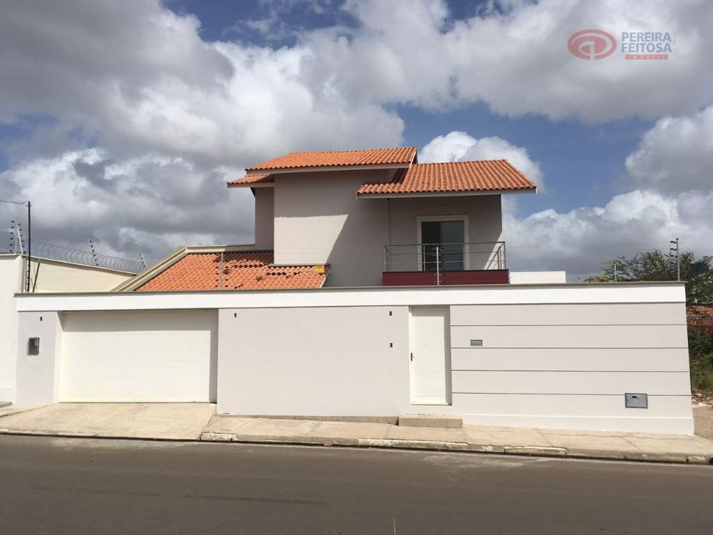 Casa residencial à venda, Chácara Brasil, São Luís - CA1244.