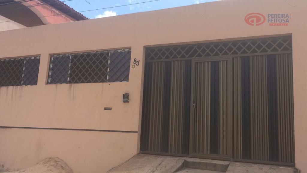 Casa residencial à venda, COHAB Anil III, São Luís - CA1247.