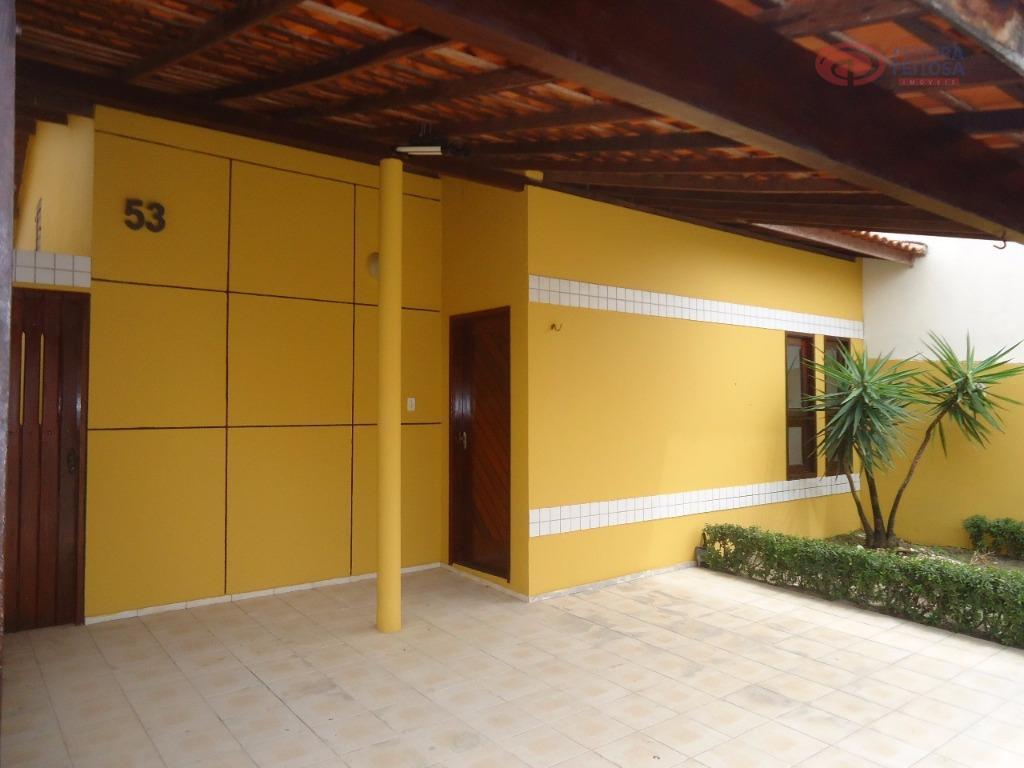 Casa residencial para venda e locação, Turu, São Luís - CA1250.