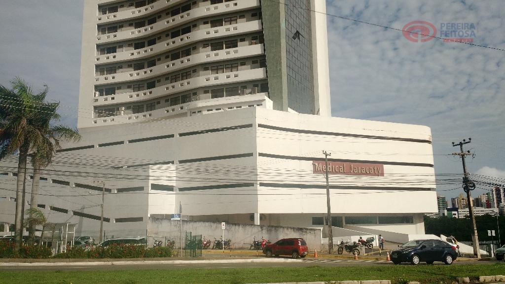 Sala comercial para locação, Jaracaty, São Luís - SA0193.