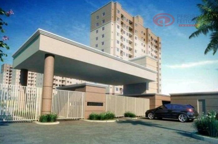 Apartamento residencial à venda, Araçagy, São José de Ribamar.