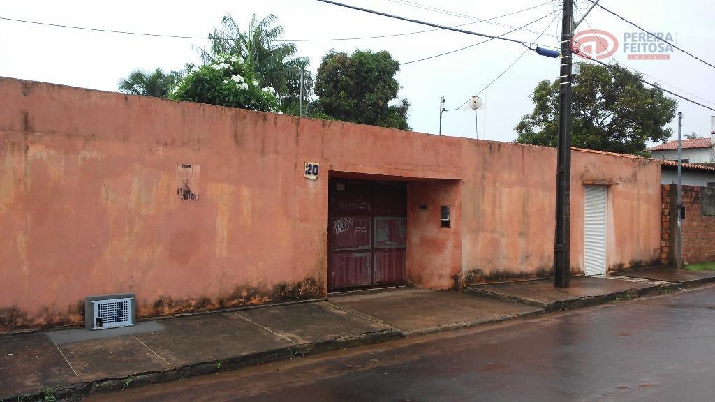 Casa residencial à venda, Maiobão, São José de Ribamar - CA1274.