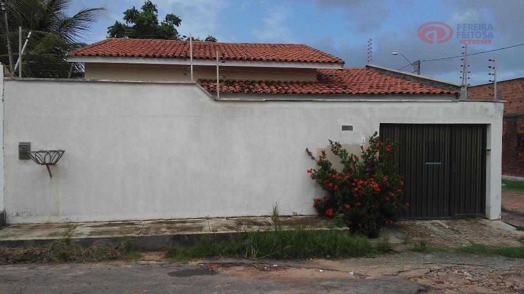 Casa residencial à venda, Jardim Turu, São José de Ribamar - CA1275.