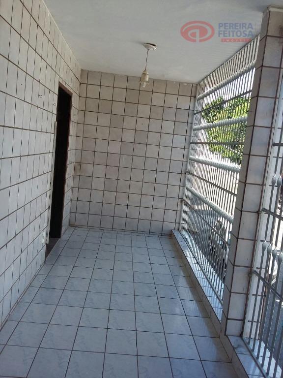 Casa residencial à venda, Monte Castelo, São Luís - CA1281.