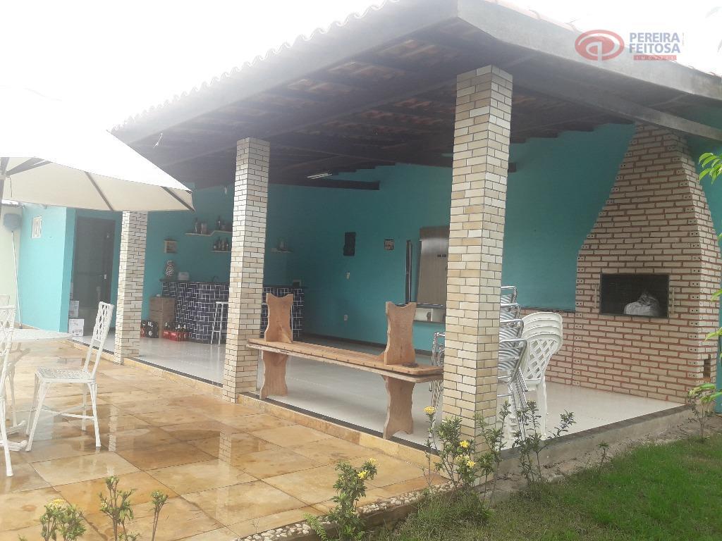 Casa residencial à venda, Araçagy, Paço do Lumiar - CA1283.