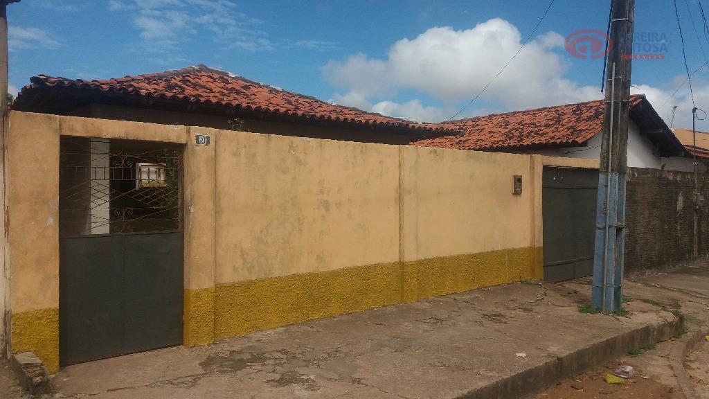 Casa residencial à venda, Cidade Operária, São Luís - CA1290.