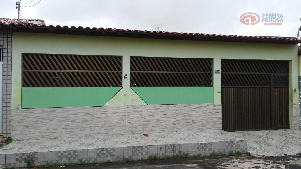 Casa residencial à venda, Cohatrac IV, São Luís.