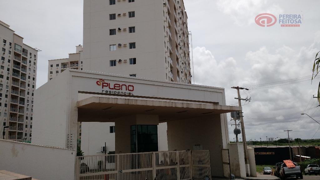Apartamento residencial para locação, Jaracaty, São Luís - AP1724.