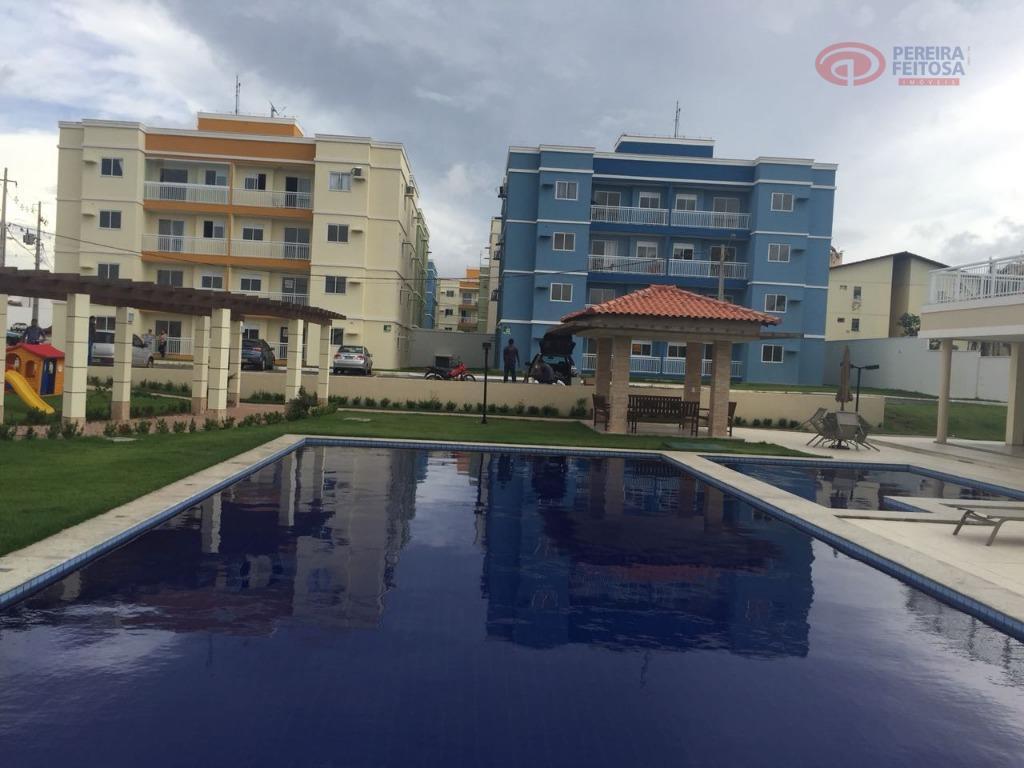 Apartamento residencial para locação, Turu, São Luís - AP1721.